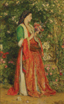 The Bouquet ; John Frederick Lewis; 1857; 2-1946