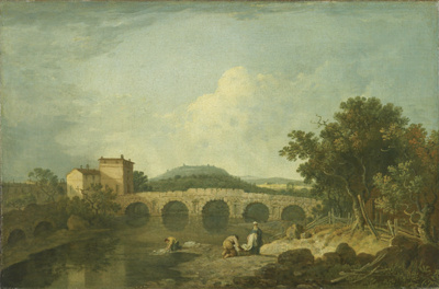 Roman Bridge at Rimini