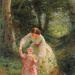 Guide of Childhood Sketch for Woman's Mission I ; George Hicks; 1863; 1-1969