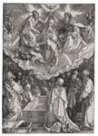 The Assumption of the Virgin ; Albrecht Dürer; 1510; 205-1982