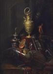 Still Life ; Blaise Desgoffe; 1861; 3-1925