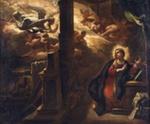 The Annunciation ; Luca Giordano; c 1690; 35-1977