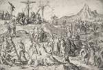 The Crucifixion ; Jacobsz Lucas van Leyden; 1517; 56-1967