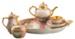 Berlin KPM Tête-a-tête tea service ; Berlin KPM Royal Porcelain Factory; c 1850; 13-1927