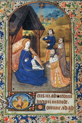 Adoration of the Magi ; Unknown; c 1475-1480; 15-1951