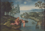 The Baptism of Christ ; Lucas Gassel; 124-1982