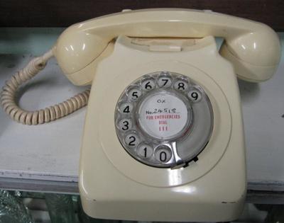 Telephone, Circa 1960, 2