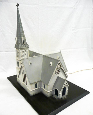 Model St Andrew's Church, 1025