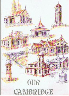 'Our Cambridge 1886-1986' by Ruth Wilkinson; 1048