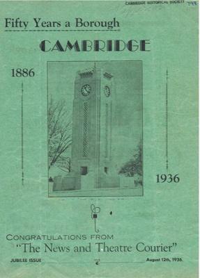 Cambridge - 50 Years a Borough