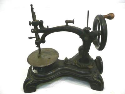 Sewing machine, 1017