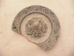 Plate; 1059
