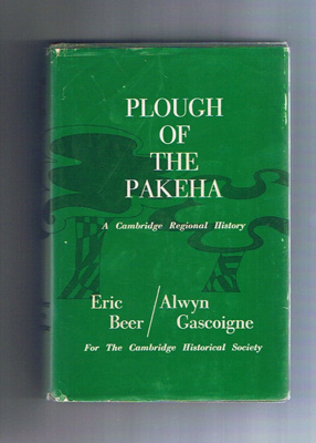 'Plough of the Pakeha' by Eric Beer and Alwyn Gascoigne; 1038