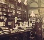 Chemist Shop Interior; 1089