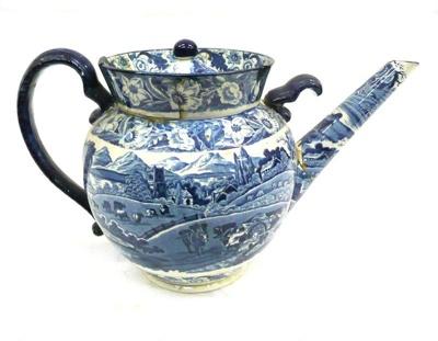 The Hicks Teapot, 1014