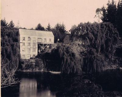 Hally's Mill; 1097