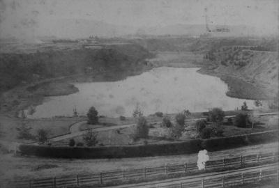 Lake Te Koutu, 1020
