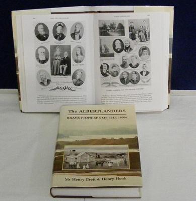 The Albertlanders Book, 2008.2008