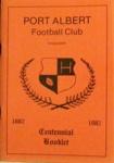 Port Albert Rugby Centennial