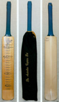 "Cricket Bat: A Limited Edition - 306/1000 ""The Australian Captains Bat"" 1997; Slazenger; 1997; NCM1690"