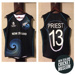 Vest: Rachel Priest's WHITE FERNS' 2013 Women's World Cup Vest; Canterbury of New Zealand; 2013; 2016.25.6