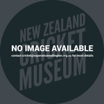 Papers: Relating to the New Zealand Cricket Council, 1962-63; RG Knowles; New Zealand Cricket Foundation; 1962; 2016.26.23