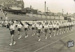 Photo (Digital): 1950s The Hutt Valley Athletics Team at the Basin Reserve; c1950s; 2015.24.7