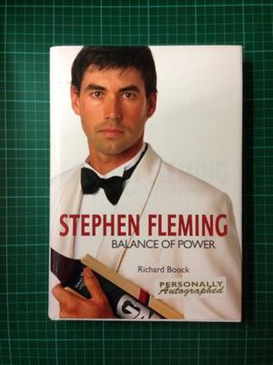 Stephen Fleming; Balance of Power; Richard Boock; 2004; 1-86958-988-2; 2015.7.30