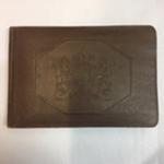 Autograph Book, c1954-1965; circa 1954-1965; 2017.15.1