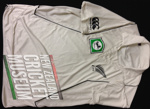 Shirt; Chris Martin's New Zealand Test shirt; Canterbury of New Zealand; c2010; 2013.4.4