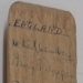 Half Wicket - Signed by 1957/58 England and New Zealand Women's Teams ; C.1957; 2017.36.129