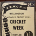 Women's Cricket Week - Wellington 1959-60; C.1949-1964; 2017.32.56