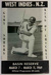 Programme: New Zealand v West Indies, Basin Reserve, Wellington, 7-11 March 1969; Wellington Cricket Association; 1969; 01.199