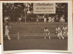 Photograph: South Island v. English women's team at Carisbrooke. Date unknown c.1950s ; Circa 1950s ; 2017.32.38