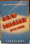 Play Programme: Programme for the New Theatre Oxford for June 1954. ; 1954; 2017.32.83