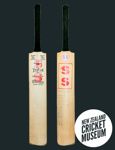Bat (Signed): New Zealand Women's Cricket World Cup team, 1973; Stuart Surridge & Co. Ltd; 1973; NCM1446