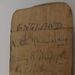 Half Wicket - Signed by 1957/58 England and New Zealand Women's Teams ; C.1957; 2017.36.128