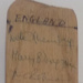 Half Wicket - Signed by 1957/58 England and New Zealand Women's Teams ; C.1957; 2017.36.134