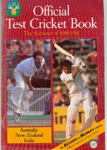 Tour Guide: Official Test Cricket Book - The Summer of 1980/81 - Australia, New Zealand, India; Playbill (Australia) Proprietary Limited; NOV 1980; 2007.71.1