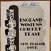 Souvenir Programme: England Women's Cricket Team New Zealand Tour 1957-58. ; 1957-58; 2017.32.100