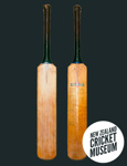 Bat (Signed): New Zealand & England Womens' Test Teams, 1966; Gray-Nicolls Ltd; 1966; 03/211