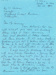 Letter: Pearl Savin letter to Stanley Cowman, 1987; Pearl Savin; 1987; 2018.33.4