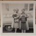 Photograph: Paton family, Noel - Mum - Alison - Carol ; 2017.32.50