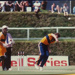 Photograph: Otago v Central Districts - bowling in action. ; Shell Photographic Unit; Unknown; 2018.14.12