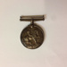 Medal: British War Medal, WWI medal awarded to LP Cave; 1919; 2016.8.8