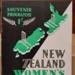 Souvenir Programme: New Zealand Women's Cricket Tour 1954; 1954; 2017.32.103