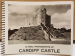 Tourist Guide: A photo book of Cardiff Castle. ; Valentine and Sons LTD Dundee and London; C.1950s ; 2017.32.116