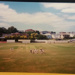 Photograph: Women's cricket match - Team chat   ; Shell Photographic Unit; Unknown; 2018.14.11
