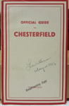 Tourist Guide: Official Guide to Chesterfield ; Corporation Development Committee Chesterfield; 1952; 2017.32.105