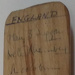 Half Wicket - Signed by 1957/58 England and New Zealand Women's Teams ; C.1957; 2017.36.130